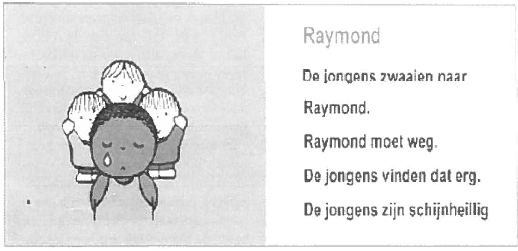 Raymond moet weg