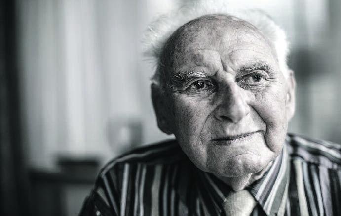 Jaap Rus, een van de verzetsmensen van Zuid-Beveland.