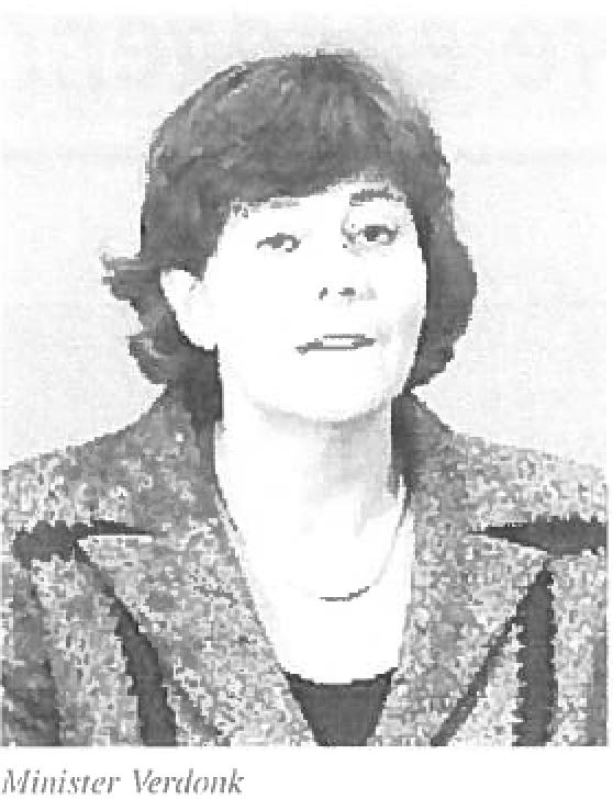 Minister Verdonk